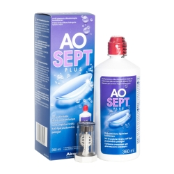 Aosept Plus z Hydraglyde [360 ml]